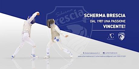 Scherma Brescia - Porte aperte stagione 2020-2021 biglietti