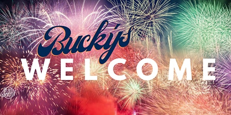 Bucky's Welcome tickets