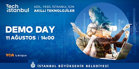 Tech Istanbul Demo Day billets