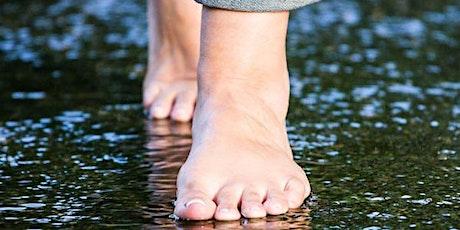 Wellness für die Füße - Barfusswandern und Fußmassage Tickets