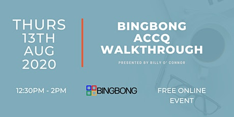BingBong ACCQ Walkthrough- The simplest way to understand business finance tickets