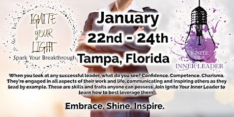 Ignite Your Inner Leader (Tampa, Florida) tickets