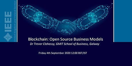 Blockchain: Open Source Business Models tickets