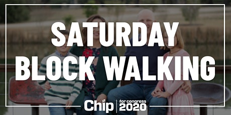 Satuday Block Walking Comal County! entradas