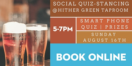 Social Quiz-Stancing at Hither Green Taproom tickets