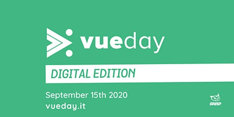 vueday 2020 - Virtual Edition tickets