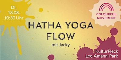 Colourful Movement – Hatha Yoga Flow
