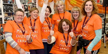 Maggie's Culture Crawl Dundee 2020 tickets