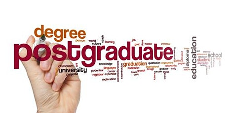 Introduction to the Graduate College and to postgraduate student life tickets