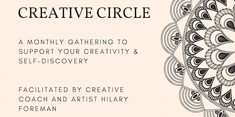 The Lightheart Society's  Monthly Creative Circle tickets