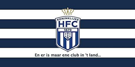 Oefenwedstrijd Koninklijke HFC 1 - Jong Volendam tickets