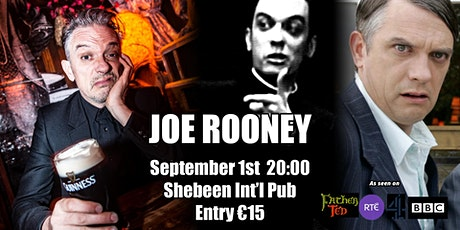 Joe Rooney (IRE) Live English Comedy tickets