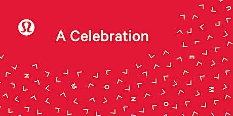 A Celebration tickets