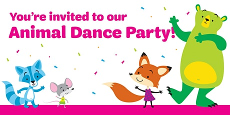 Girl Scouts  Animal Dance Party tickets