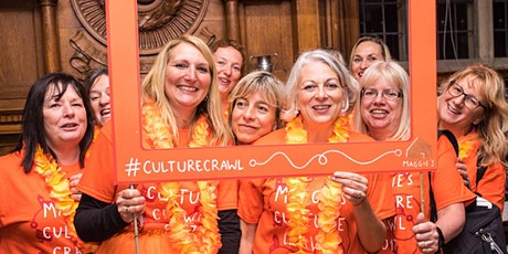 Maggie's Culture Crawl Oxford 2020 tickets