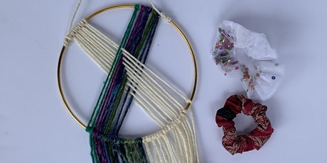 Virtual Textile Art Workshop tickets