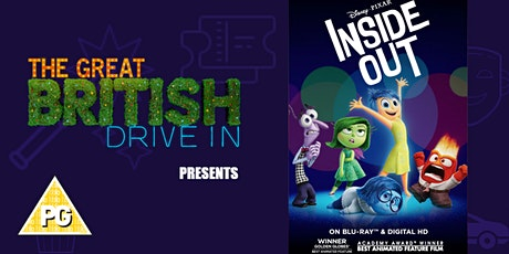 Inside Out (Doors Open at 09:00) tickets