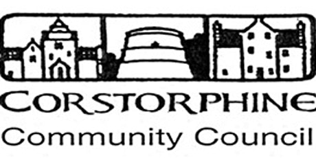 Corstorphine Community Council monthly meeting tickets