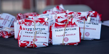 Team Captain Social tickets