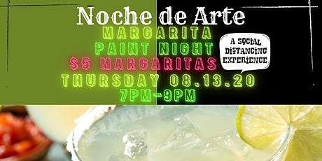 Margarita & Paint Night tickets