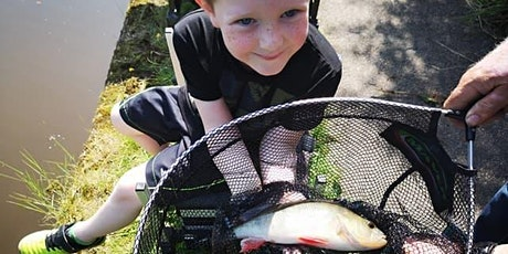 Free Let's Fish! - Leighton Buzzard - Learn to Fish session tickets