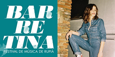 Meritxell Neddermann  - Barretina Festival de Música de Rupià 2020 entradas