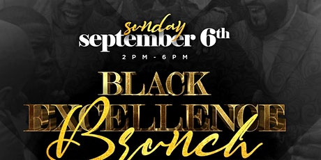 BLACK EXCELLENCE BRUNCH tickets