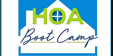 Douglas County HOA Virtual Boot Camp tickets