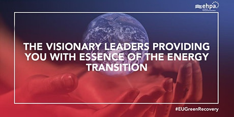 The Energy Transition `Series - Thoughts for thought tickets