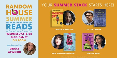 Random House Summer Reads tickets