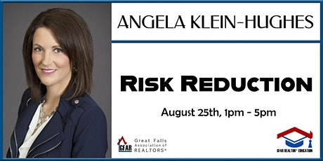Education Course - Risk Reduction for REALTORS® tickets