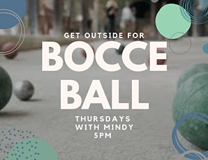 Bocce Ball tickets