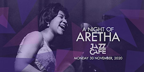 A Night of Aretha tickets