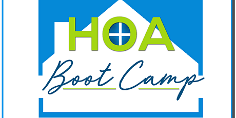 Clayton County Virtual HOA Boot Camp tickets