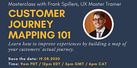 Customer Journey Mapping 101 tickets