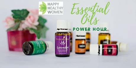 Essential Oils Power Hour - Brampton - Online tickets