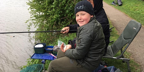 Free Let's Fish! - Hemel Hempstead - Learn to Fish session tickets