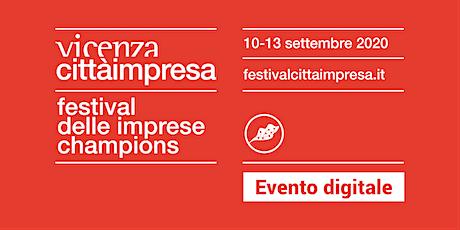 PREMIO LETTERATURA D'IMPRESA tickets