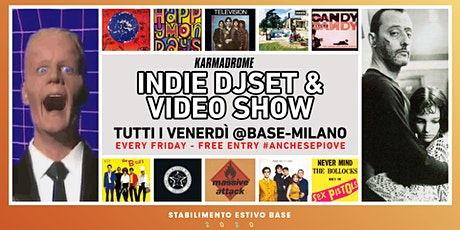 Karmadrome: Djset + Video [Gratis] @Base biglietti