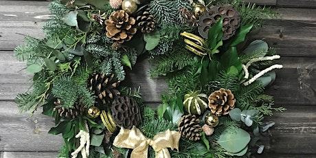 Make a Festive Wreath tickets