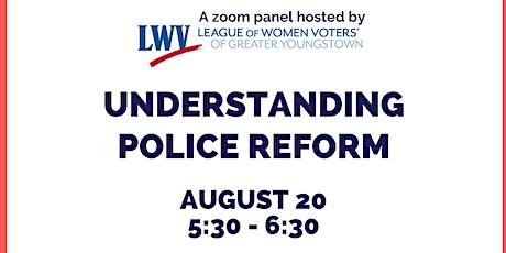 Understanding Police Reform tickets