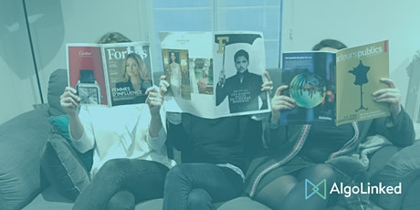 Atelier Relations presse - AlgoLinked pour WE DO GOOD billets