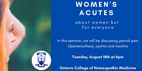 Women's Acutes: About Women but for Everyone tickets