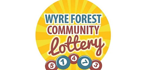 Wyre Forest Community Lottery Good Causes Launch tickets