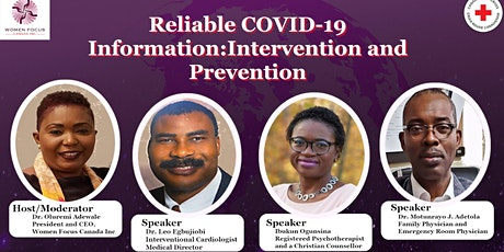 Reliable COVID-19 Information: Intervention and Prevention billets