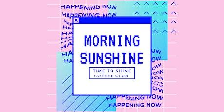 Coffee Club - MORNING ACCOUNTABILITY - Fall 2020 tickets