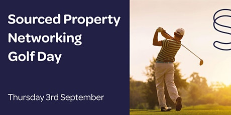 Sourced Property Networking Golf Day 2020 tickets