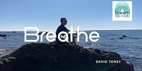 """Breath-work Workshop """"Breathe & be free"""" tickets"""