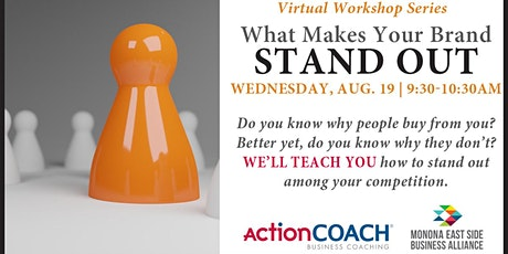 What Makes Your Business Stand Out? tickets