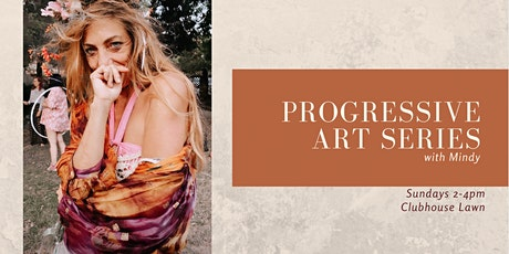 Progressive Art Series tickets